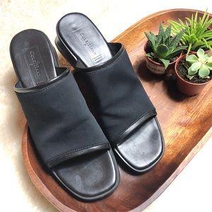 Cole Haan | Black Mule Slides Size 8.5